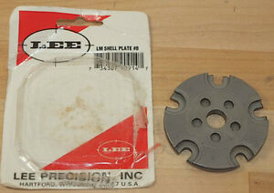 LEE Load-Master Shell Plate #8-(90914) NOS