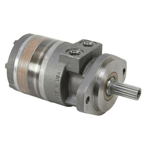 14 5 Cu In Parker Tf0240bs070aaab Hydraulic Motor 1 15 Tooth Shaft 9 12236