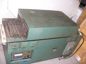 Weldotron 7301 Shrink Tunnel Tunnel Size 6 X 20 X 42 230v 49 Amps 3 Phase
