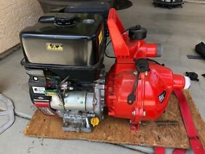 Davey High Pressure Fire Pump