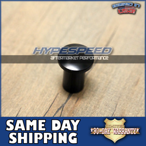 Jdm Universal E Brake Handle Drift Spin Turn Knob Lever Lock Button Black