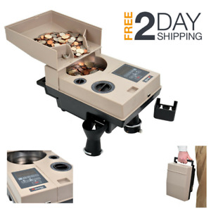 Best Coin Auto Sorter And Counting Machine Portable Penny Coins Change Counter