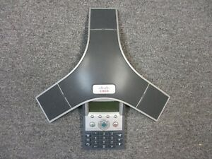 Cisco 7937 Conference Phone Manufactured By Polycom