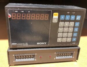 Sony Lh51 1 U7 Single Axis Digital Readout