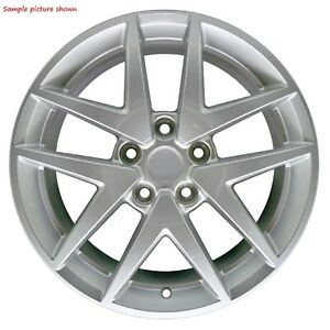 1 New 17 Alloy Wheel Rim For 2010 2011 2012 Ford Fusion 10039