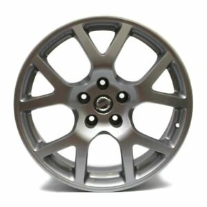 18 Nissan Altima 2005 2006 Forged Wheels Silver Oem 62445 4
