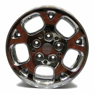 16 Jeep Grand Cherokee 1999 2000 2001 2002 2003 Chrome Wheel Oem 9027