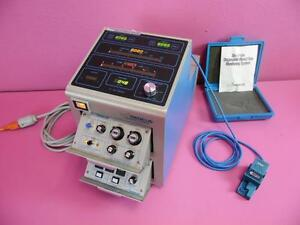 Medtronic Medicus 540 Bio console Perfusion Blood Pump W bioprobe Transducer
