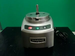 Waring Wfp16scd 4 Qt Commercial Food Processor