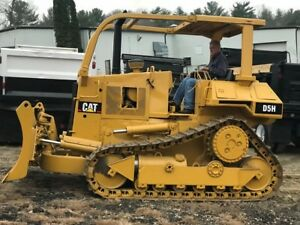 1986 Caterpillar D5h Dozer