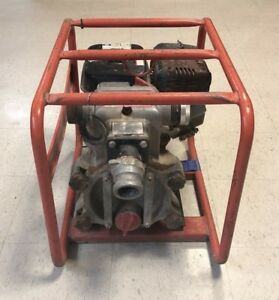 Multiquip Water Pump Qp 2te Used 151744 1 local Pick Up Only