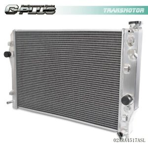 High Quality Aluminum Radiator For 98 99 Chevy Camaro Pontiac Firebird Trans Am
