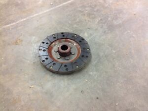 1963 Ford 2000 Tractor Selectospeed Clutch Disc
