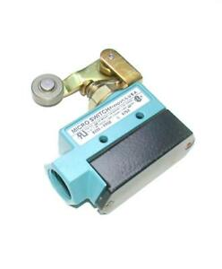 New Honeywell Micro Switch Bze6 2rq2 Roller Lever Limit Switch 15 Amp