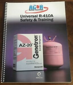 The Hvac r Professional s Field Guide To Universal R 410a Safety And Training