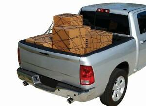 Cargo Net Bed Tie Down Hooks For Chevy Silverado Full Size Short Bed 66 X74 New