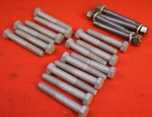 Replacement Engine Head Bolt Kit For Allis Chalmers G Tractor Continental An 62