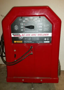 Lincoln Electric Ac Arc Welder Local Pickup