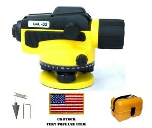 High Quality Optical Auto Level Gal x32 accurate Auto Level Surveyors