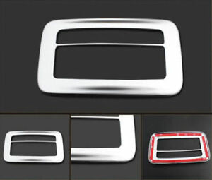 Rear Air Conditioner Switch Button Trim Frame K Fit For Toyota Sienna 2011 16