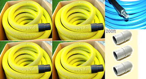 Carpet Cleaning 2 Truck mount 200 Vacuum And Solution Hoses Pack