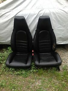 Porsche 911 944 964 Original Leather Seats