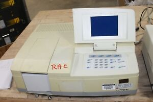 Shimadzu Biospec 1601 Dna Protein Enzyme Analyzer Uv vis Spectrophotometer