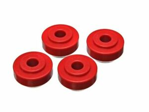 Energy Suspension Strut Rod Bushing Set Red Ford Pinto All 19741980