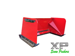 4 Xp24 Red Snow Pusher Toro dingo Ditch Witch Vermeer Local Pickup