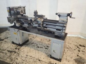 Jet Bdb 1340 Gap Bed Lathe 13 x 38 03180900009