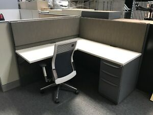 Haworth Compose 5x5 Cubicle local Pick Up Only