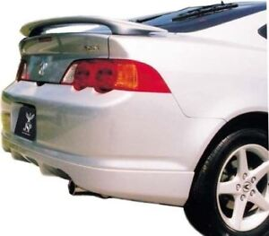 Fits Acura Rsx Factory Style Spoiler Painted 2002 2006 Jsp 17239