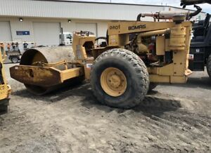 1984 Bomag koehring Bw210dh Vibratory Roller