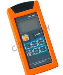 One New Bmu301 2 in 1 Optical Multimeter With Light Laser Source For Bzpn