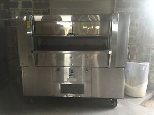 Wood Stone Fire Deck 8645 Pizza Deck Oven