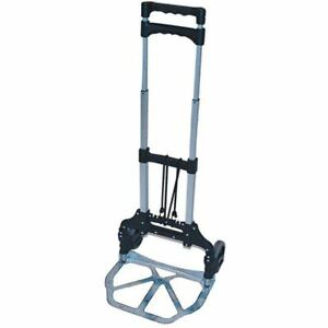Milwaukee 33884 Folding Hand Truck Aluminum Free Shipping