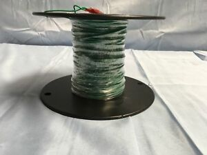 Thermax M16878 4 bge 5 Mil spec Green Silver copper Ptfe Wire 20 Awg