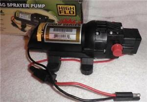 High Flo 1 Gpm Ag Sprayer Pump Part 5275086 Gold Series New In Box