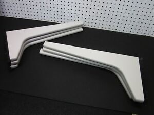 Lot 6 19 Haworth L R Bracket Cantilever Support 1820 3216 3 Pairs