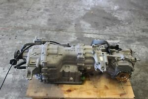 2014 Nissan Gt r R35 Oem Factory Transmission Assembly All Wheel Drive 1082