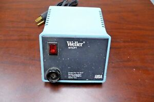 Weller Pu120t Power 3 Wtcpt Temperature Controlled Soldering Station Guarantee