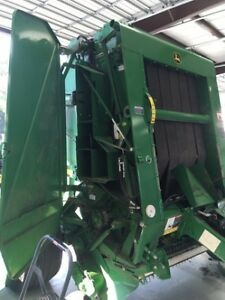 2015 John Deere 469 Silage Special Round Balers