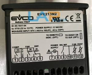 1pcs New For Evco Temperature Controller Evk213n2 220v10a