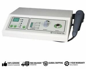 New Ultrasound Physical Therapy Machine 1 Mhz Pain Relief Chiropractic Elsn 608