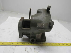 Warner Swasey M 1373 Single Cutter Turner Turret Lathe Tool Holder Mach 3 4 5 6