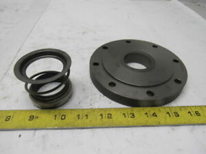 Worthington Sel 227 Air Compressor Shaft Seal And Plate Replacement