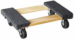 Furniture Moving Dolly 1000 Lb Capacity Heavy Duty Rolling Hand Truck Carrier