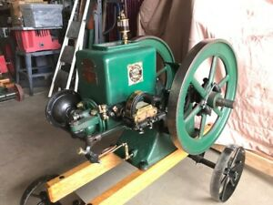 Stover 2 Hp Hit Miss Gasoline Engine
