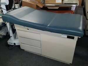 Midmark 104 Exam Tables With New Upholstery Pick A Color 12 Units Available