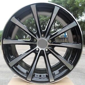 4 New 19 Wheels Rims For Saleen S281 S302 Lincoln Mkt Mkx Mkz Town Car 31557